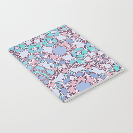 Abstract pattern Notebook