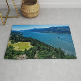 Cape Horn View Rug
