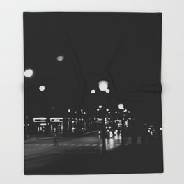 Chicago Noir ... Throw Blanket