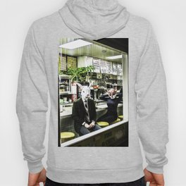 Rabbit & The Fox - 4AM Diner Hoody
