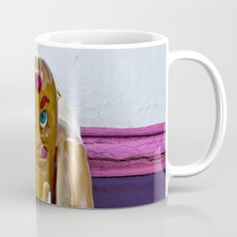 Hot Dog Dressing Up Coffee Mug