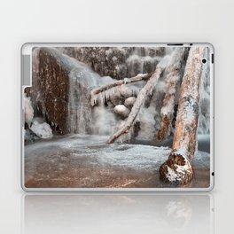 Frozen Avalon Falls Laptop & iPad Skin