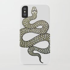 Snake's Charm iPhone X Slim Case