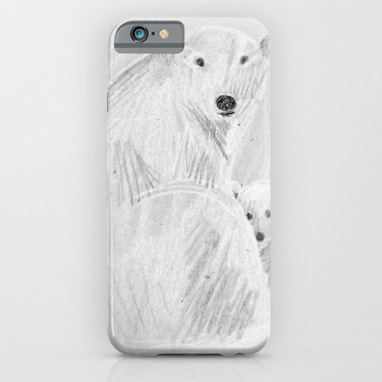 arctic bears iPhone & iPod Case