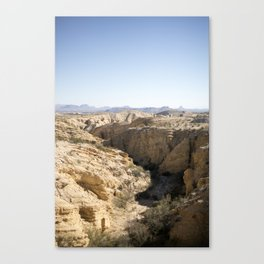 Terlingua Texas III Canvas Print
