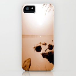 total peace of mind iPhone Case
