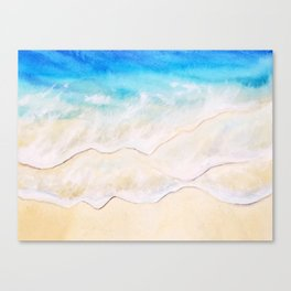 Peaceful Tides Canvas Print