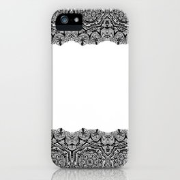 Lacework iPhone Case