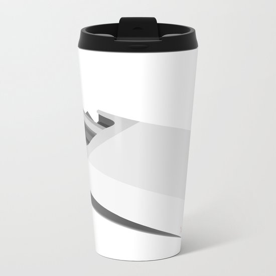 Addiction 1 Metal Travel Mug