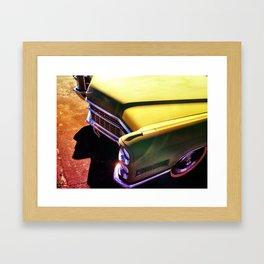 Coup De Ville Framed Art Print