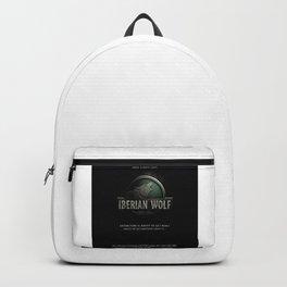 Iberian Wolf Backpack