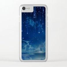Good Night ΙΙ Clear iPhone Case