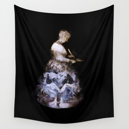 Madame de Villeneuve Wall Tapestry