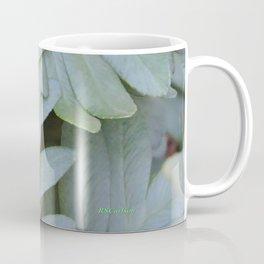 TEXTURES -- Ferns Enfolded Coffee Mug