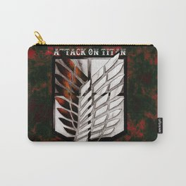 Attack on Titan Corps Carry-All Pouch