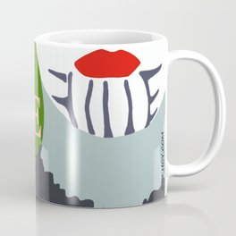 Olive Green Coffee Mug