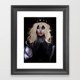 Arawn Framed Art Print