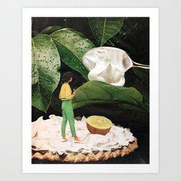 Sweet as Pie Art Print