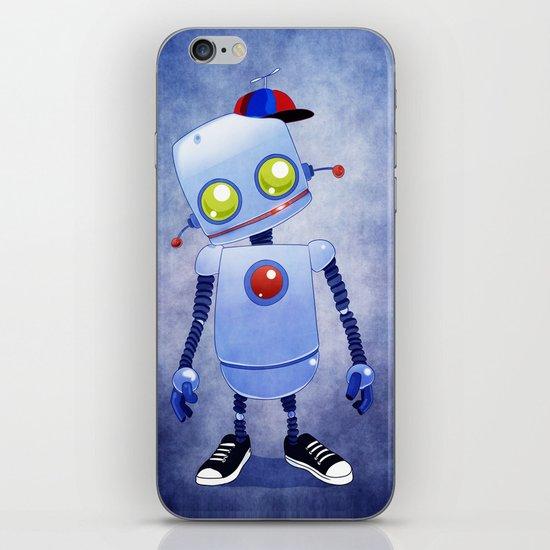 Bobby 5.0 iPhone & iPod Skin