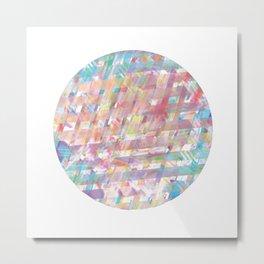 Pinkeye Metal Print