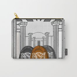 Necropolis Coins Palladium, Platinum and Copper Carry-All Pouch