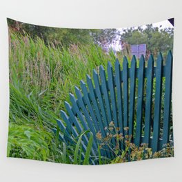 Picket Fence Wall Tapestry