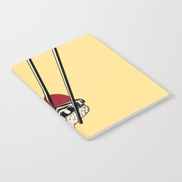 Sushi-San Notebook