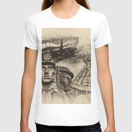 Mining Tribute Antique 2 T-shirt