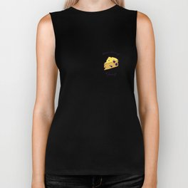 DOMMI-DOMMAGE (le fromage) Biker Tank