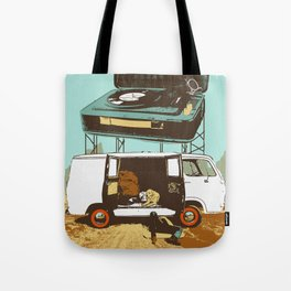 BROKEDOWN Tote Bag
