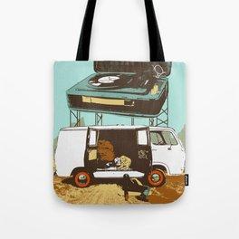 BROKEDOWN Tote Bag