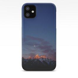 Teton Tips iPhone Case