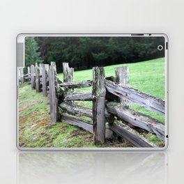 The Fence Laptop & iPad Skin