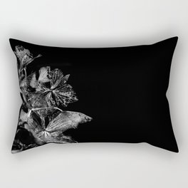 Skeleton Petals Rectangular Pillow