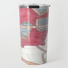 Everything is moving out Travel Mug