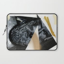 Untitled (Painted Composition 12) Laptop Sleeve