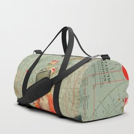 Antarctic Broadcast Duffle Bag
