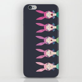 5 X Louise Belcher iPhone Skin