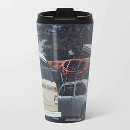 Vintage Cars Travel Mug