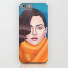 The Orange Scarf Slim Case iPhone 6s