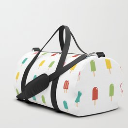 Popsicle - Retro #754 Duffle Bag