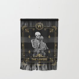 The Lovers VI Tarot Card Wall Hanging