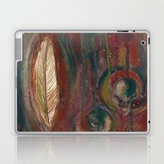 Zen Feather Laptop & iPad Skin