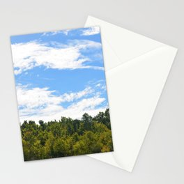 The Trees Above Stationery Cards