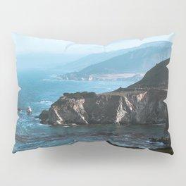 California Blue Pillow Sham
