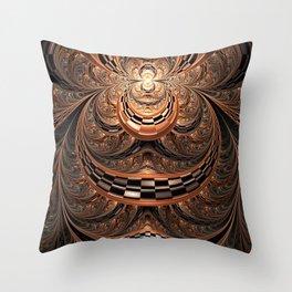 Ajaa Throw Pillow