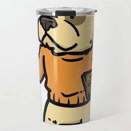carpenter wood gift joiner craftsman job Travel Mug