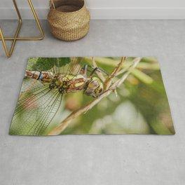 Say Hi, Dragonfly! Rug