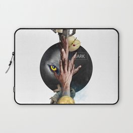 BARK (Totem of the Wolf) Laptop Sleeve