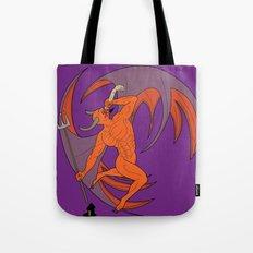 Garita del Diablo Tote Bag